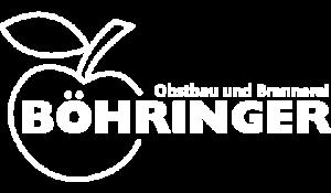 Logo - Obstbau Böhringer